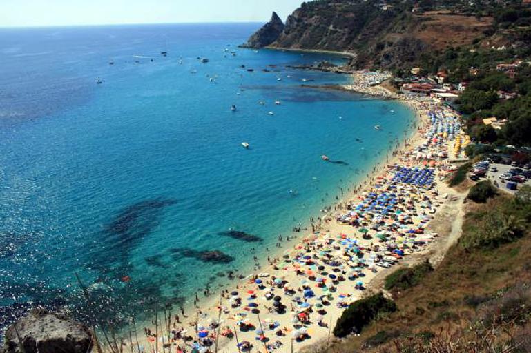 Le spiagge pi belle della calabria la costa tirrenica da - Le finestre sul vaticano ...