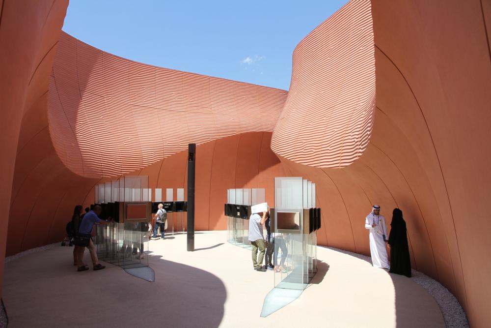 Expo Milano Stand Emirati Arabi : Che cosa vedere a expo i dieci padiglioni più