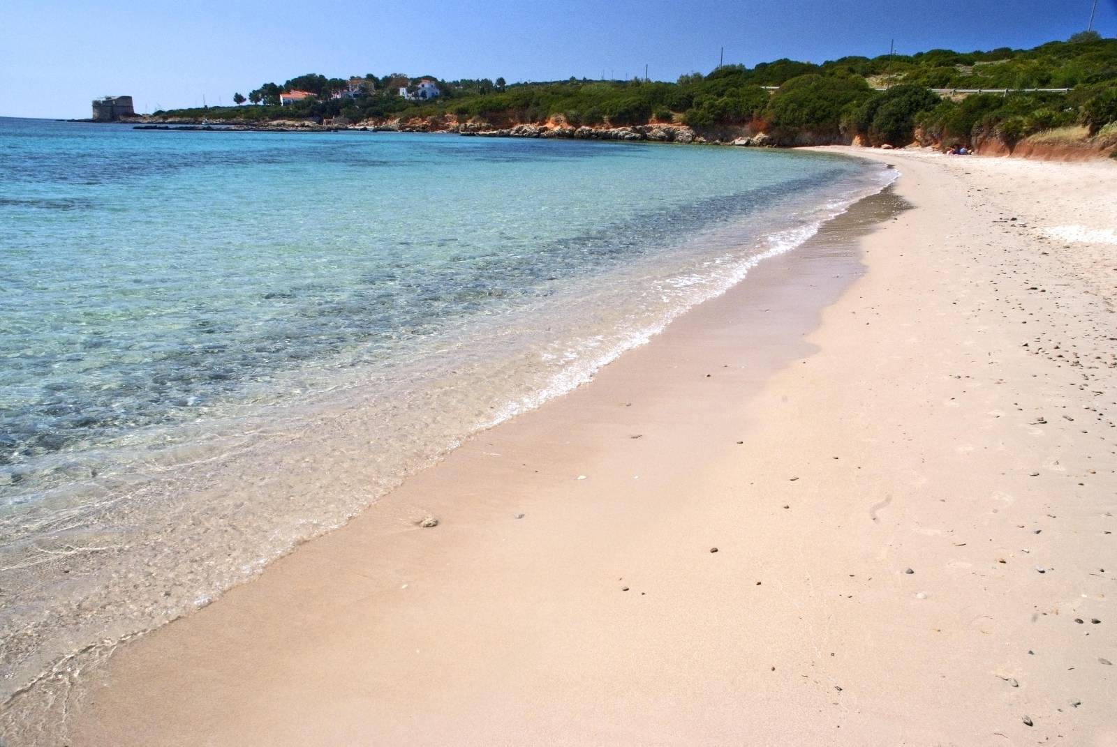 Spiagge della sardegna dell 39 ovest quali sono le pi belle for Disegni della casa sulla spiaggia