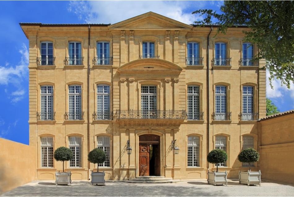 Centro caumont un nuovo spazio per l 39 arte in provenza - Hotel de caumont aix en provence ...