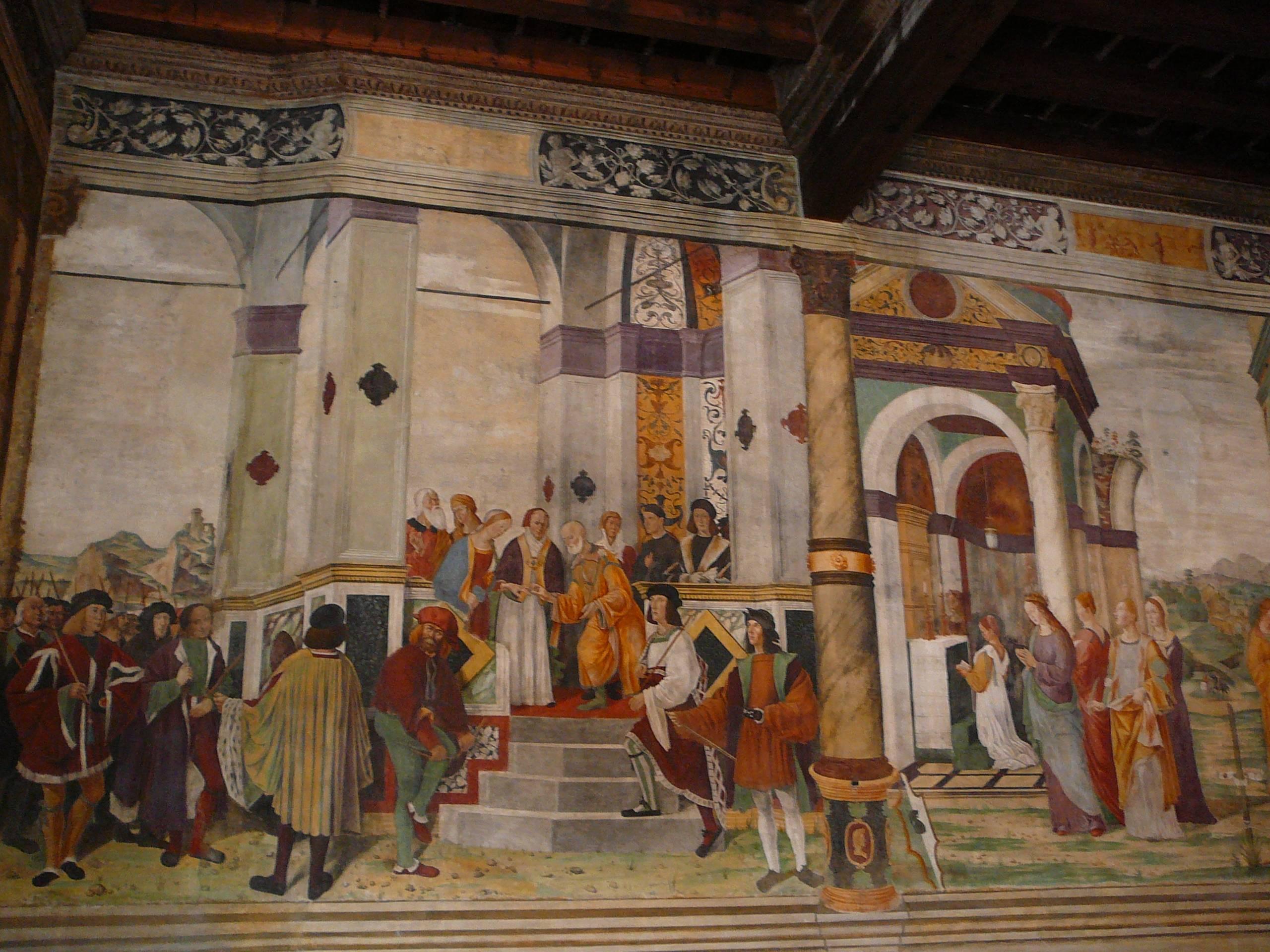 Padova alla scoperta della scoletta del carmine eventi - Giulio iacchetti interno italiano ...