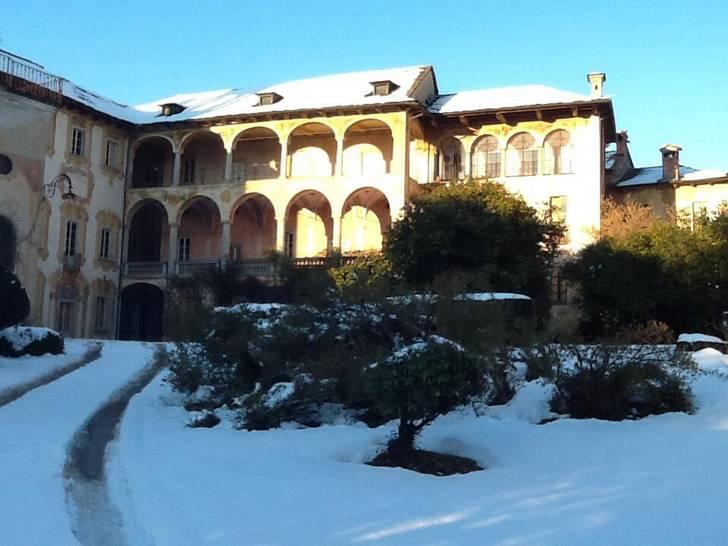 Villa Nigra Miasino Ristorante