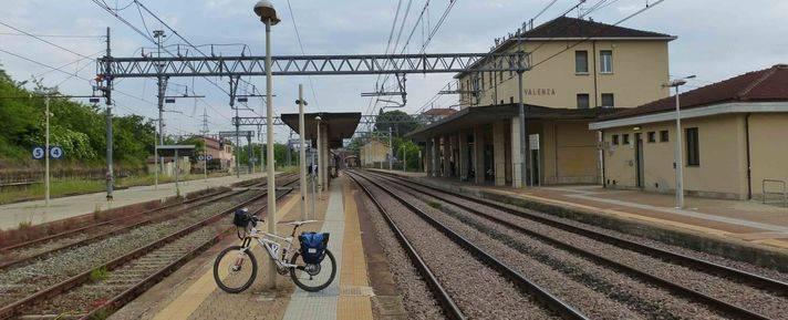 Vento giorno 3 - Da Valenza a Piacenza
