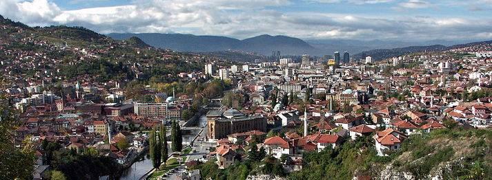 Sarajevo mon amour