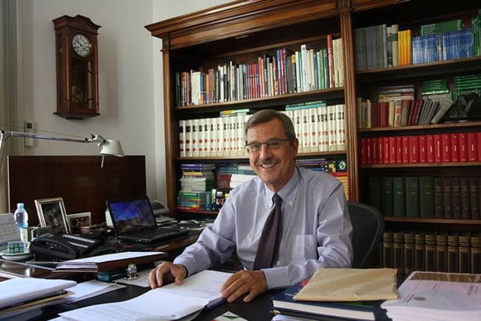 Fabrizio Galeotti, direttore generale del Touring Club Italiano.