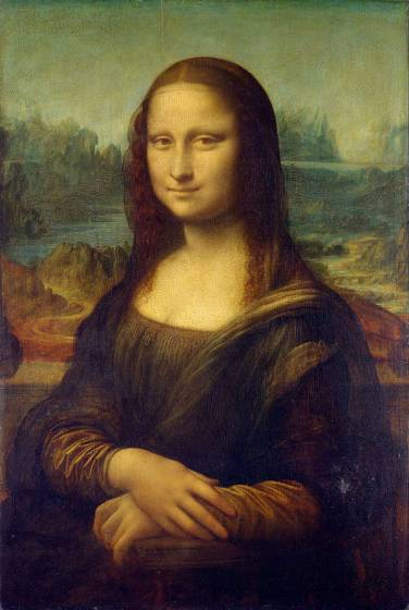 Leonardo, Gioconda