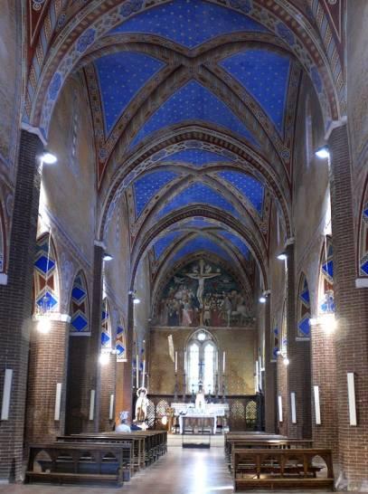 Chiesa di San Marco, Jesi.