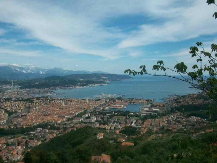 Vista di La Spezia (SP)