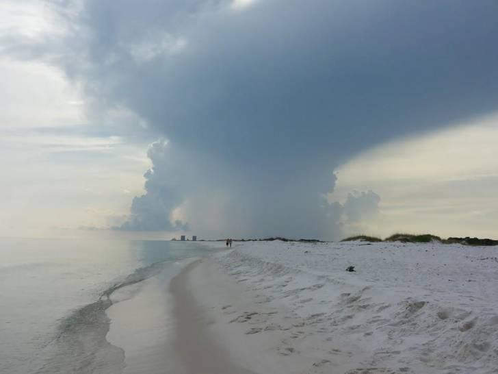 Il cielo della Florida