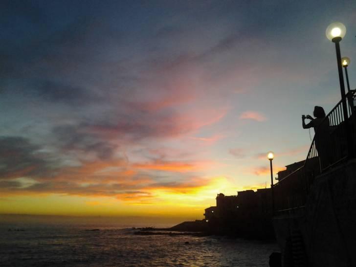 Il cielo non è solo blu sopra Quinto (Genova)