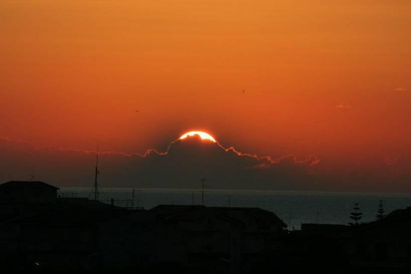 alba di un nuovo giorno