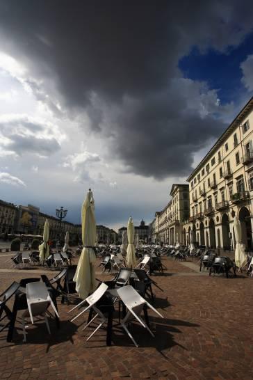 Pensieri sopra Piazza Vittorio Veneto