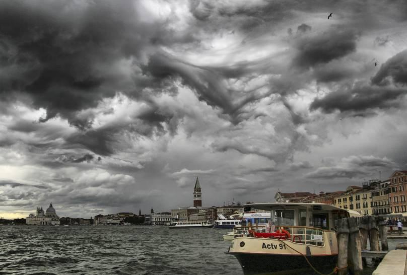 Venezia è comunque bella.