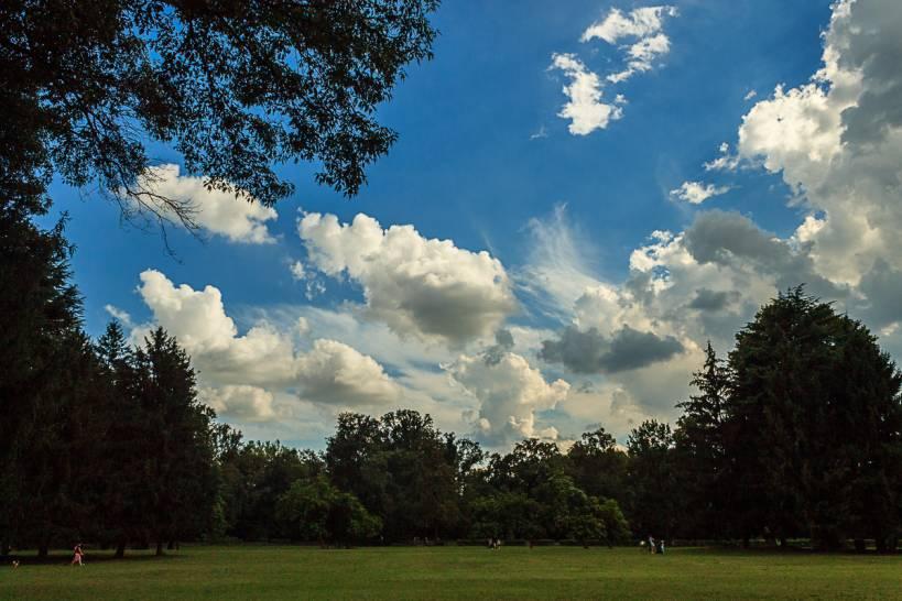 Cielo a Monza