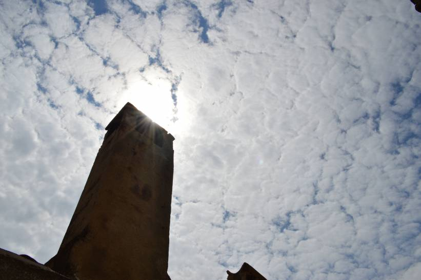 Cielo sulla Calabria