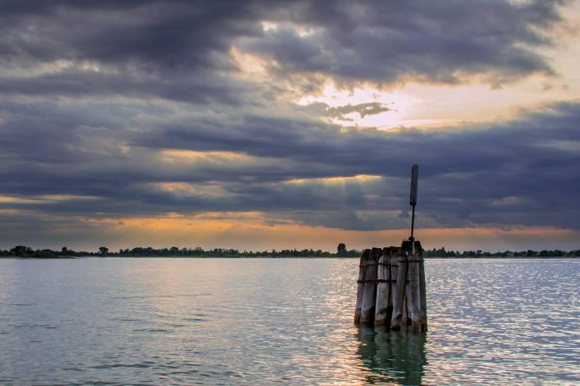 Cielo su Venezia