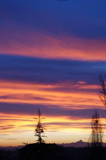 Morbido tramonto