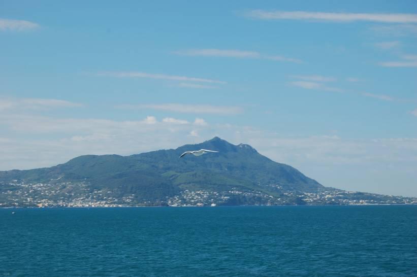 Il cielo dell'Isola di Ischia