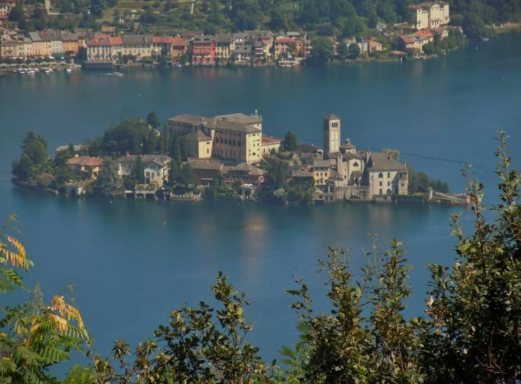 Lago d'Orta - Isola di San Giulio