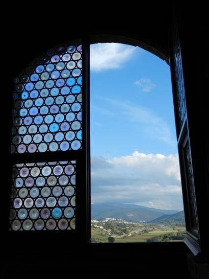 Dal punto di vista di una finestra