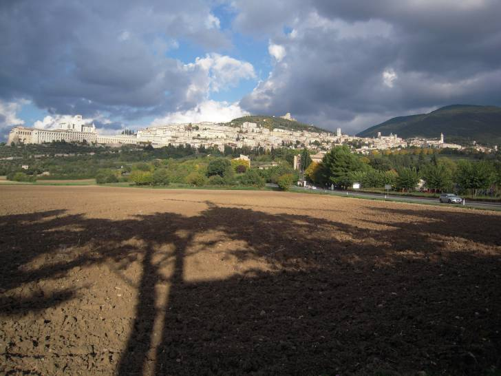 Cielo sopra Assisi
