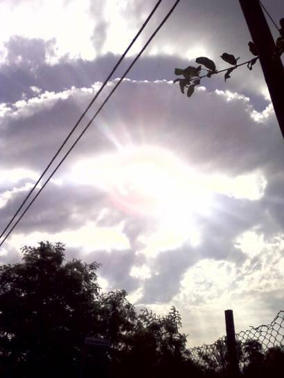 il cielo ci guarda