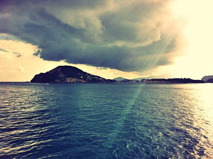 Ischia reclama il sole!
