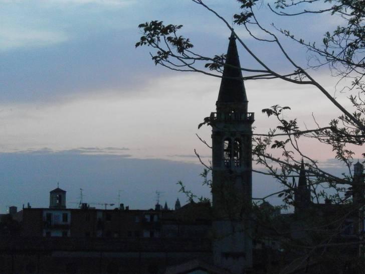 Verona di sera