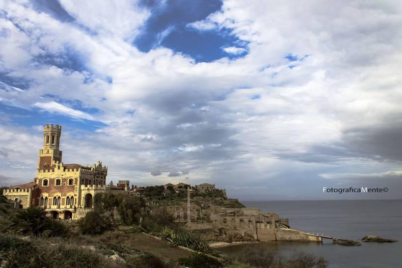 Castello Tafuri e Tonnara a Portopalo Capo Passero(SR)