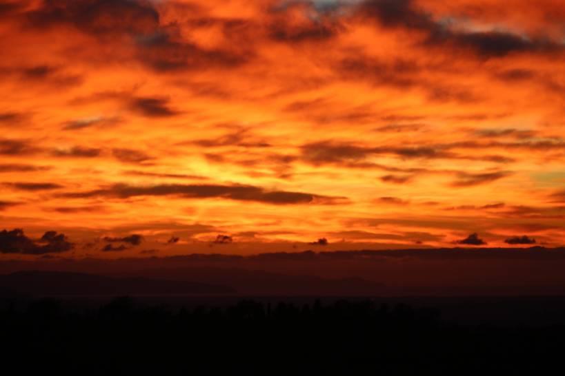 tramonto maremmano