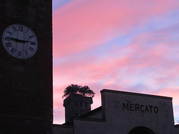 Alba a Lucca