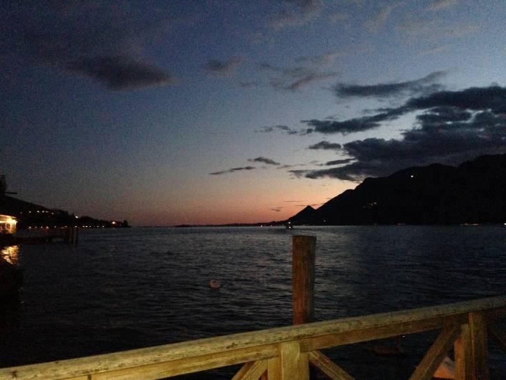 Le anime del tramonto