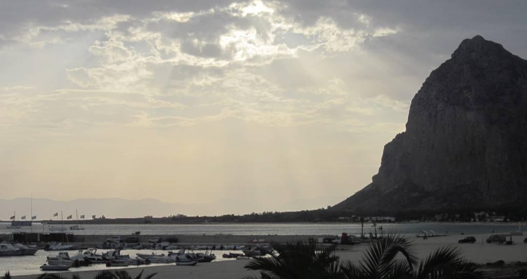 alba settembrina a San Vito lo Capo
