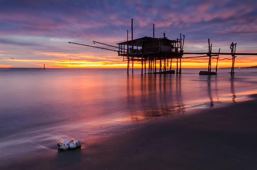 Trabocchi Coast Sunrise