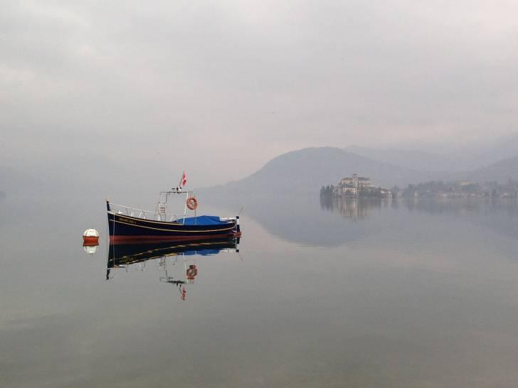 Tra il cielo e l'acqua, un'irreale realtà