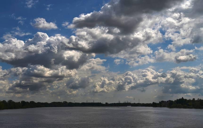 il cielo di Mantova