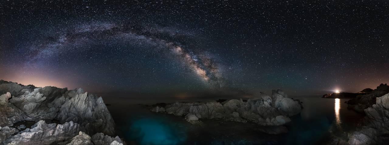 Cala Cipolla sotto le stelle