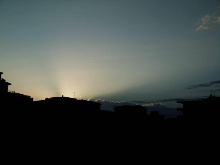 Aspettando il sole