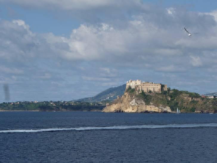 il castello di Procida