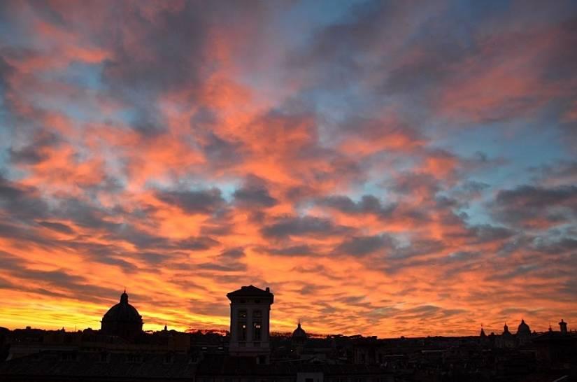 Vanilla Sky su Roma
