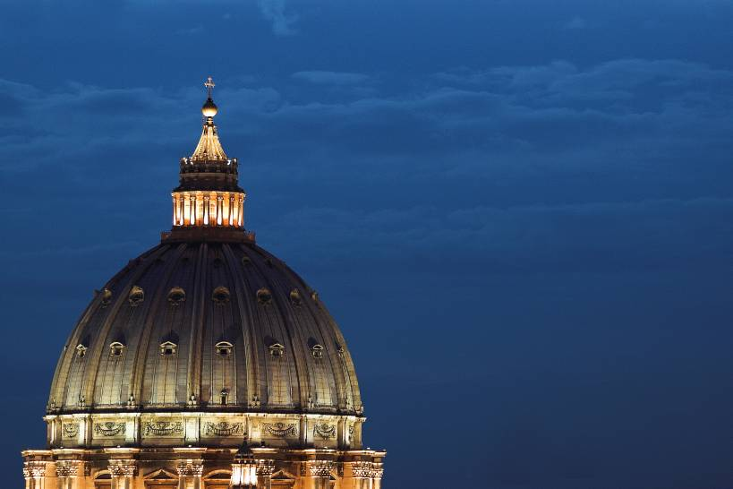 St. Peter Dome