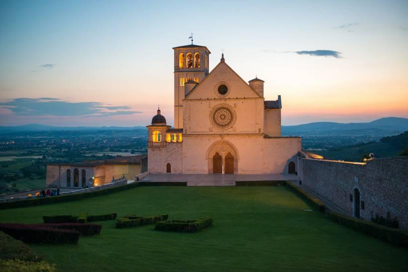 S. Francesco e il suo cielo