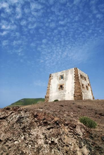 Torre dello Spalmatore - Isola di Ustica