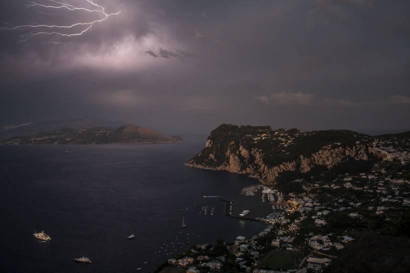 Il Cielo su Capri