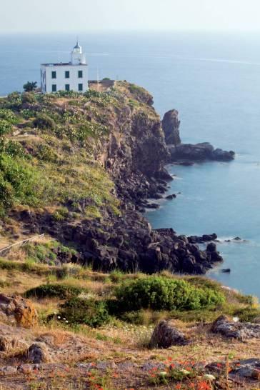Il faro dell'isola di Capraia