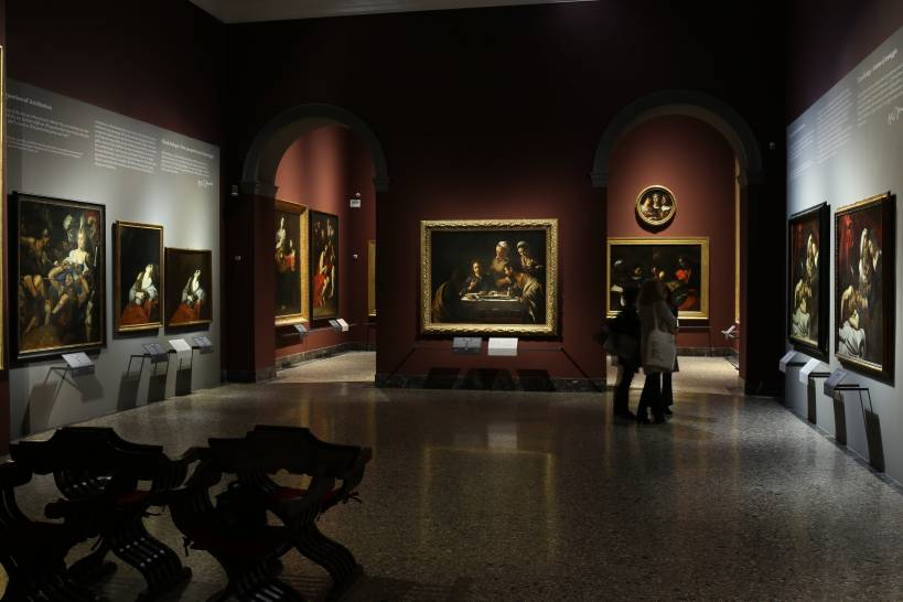 Milano attorno a caravaggio alla pinacoteca di brera for Caravaggio a milano