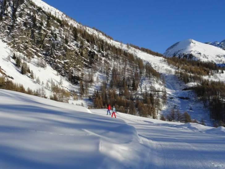 Hotel Foyer Du Fond Brusson : Le più belle piste di fondo delle alpi centro occidentali