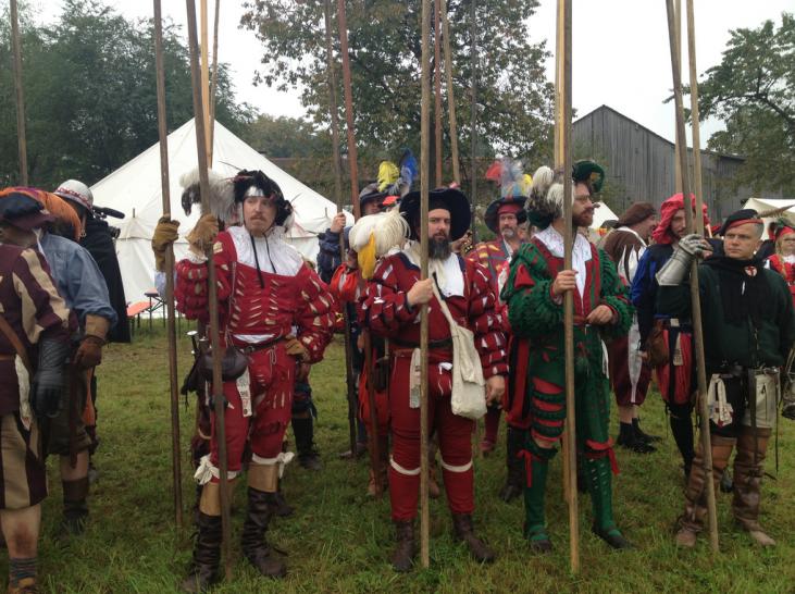 Il 13 settembre rivive alle porte di milano la battaglia for Battaglia di milano
