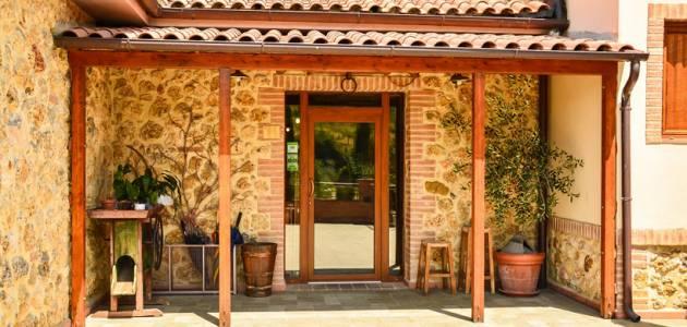Il Ciliegio, Monteriggioni, mangiare, Ristorante   Touring Club