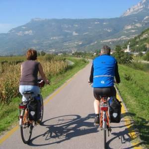 Dieci motivi per pedalare da Bolzano a Venezia